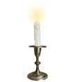 Lady Di ♕  - Candle - Items
