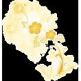 DadaNene - žuti Cvjetić - Illustrations