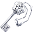 Lady Di ♕  - Key Silver - Items