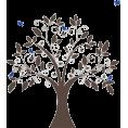 Lady Di ♕  - drvo - Illustrations