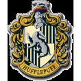 Miss Pandora - Hufflepuff - crest - Figure