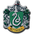 Miss Pandora - Slytherin - crest - Figure