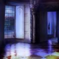 sanja blažević - Blue Background Vintage - Background
