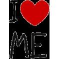 Danielezka  - I Love Me - Texts