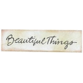 Doña Marisela Hartikainen - Beautiful Things - Texts