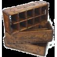 Doña Marisela Hartikainen - boxes - Items