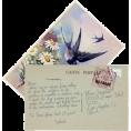 Doña Marisela Hartikainen - Postcards - Texts