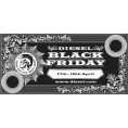 DIESEL - Diesel Black friday - My photos