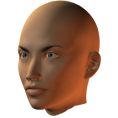 trendme.net - female face semiprofile - Figure