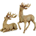 Tamara Z - Wooden Raindeers - Items