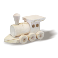 sanja blaevi - Wooden train - Items