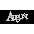 sanja blažević - August - Texts