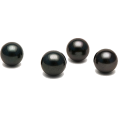 Martina Labaš - pearls black - Illustrations