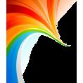 webmaster(s) @trendMe - Amazinig Rainbow Swirl  - Illustrations