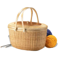 webmaster(s) @trendMe - Knitting Basket - Illustrations