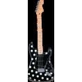 webmaster(s) @trendMe - Polka Dot Guitar - Illustrations