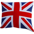 webmaster(s) @trendMe - UK Flag Pillow - Illustrations