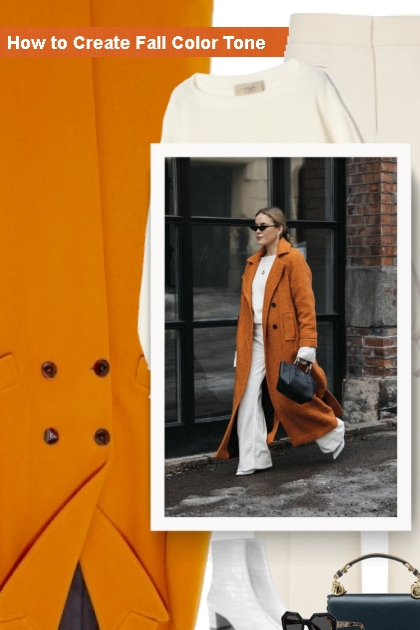 How to Create Fall Color Tone