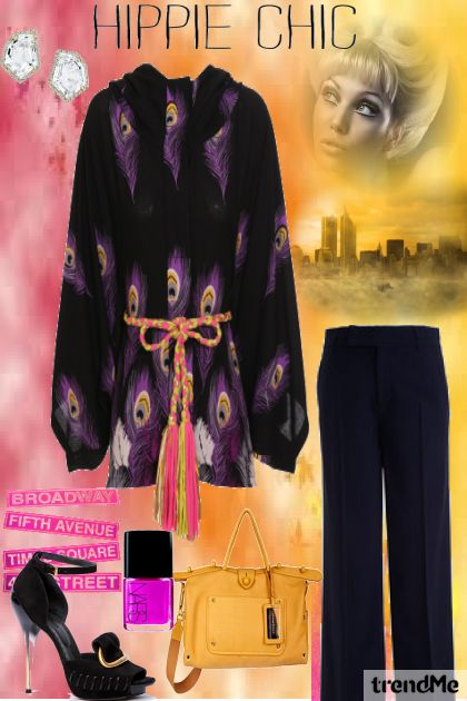 Urban Kimono