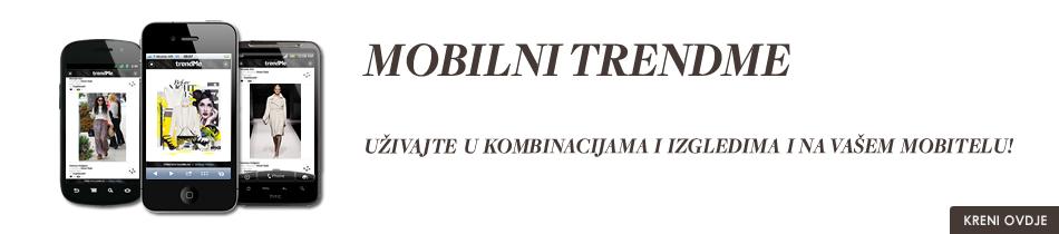 trendMe Mobilni Web