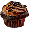 Mees Malanaphy - Chocolate cupcake - Food
