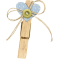 Lady Di ♕  - Clothespin - Items