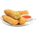 amethystsky - Egg Rolls - Food