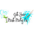 Bev Martin - Get Your Paint Party On - Texts