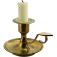 sandra  - Golden candle holder - Items