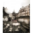 sandra  - Paris in the rain - Buildings