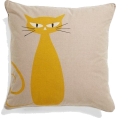 sandra  - 'Standing Cat' cushion on Nordstrom - Furniture