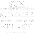 Lady Di ♕  - Sun Summer Splash - Texts