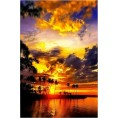 Bev Martin - Sunset - Background