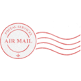 lence59 - air mail - Illustrations