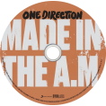 vespagirl - cd 1D made in the am  - Items