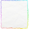 heavenlyspider - colorful border paper - Frames
