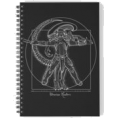 Stormbattereddragon  - notebook - Items