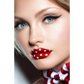 beautifulplace - polka dots model - People