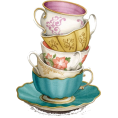 Tulsachick  - Tea Cups - Items