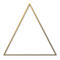Incogneato - triangle - Frames