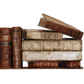 webmaster(s) @trendMe - Stack of Old Books - Items