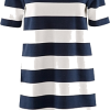 Mornarska haljina h&M - Haljine